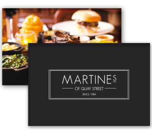 Vouchers avaialbe for Martine's in Galway